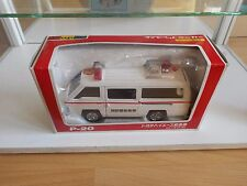Diapet Toyota Hi-Ace Ambulance in White on 1:35 in Box