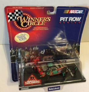 """WINNER'S CIRCLE NASCAR 1998 Pit Row Series, """"Bobby Labonte"""", Kenner NEW  VTG"""