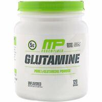 MusclePharm, Glutamine Essentials, Unflavored, 1.32 lbs, 600 g