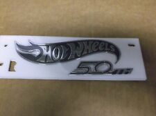 2018 Chevy Camaro Hot Wheels 50th Anniversary Passenger Front Fender Emblem~OEM~