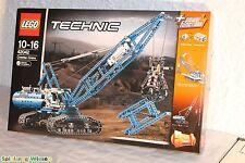 LEGO® TECHNIC 42042 Seilbagger - NEU & OVP -