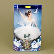 Barbie Doll as Swan Queen in the Swan Lake Classic Ballet Series Mattel 1997 NEW