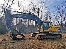 Volvo Ec-290Blc excavator