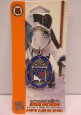 NHL Hockey New York Rangers Keychain (E13S)