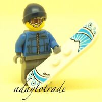 LEGO Collectable Mini Figure Series 5 Snowboarder Guy - 8805-16 COL080 R1026