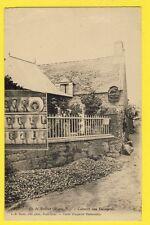 cpa FRANCE Old Postcard Bretagne 22 - ILE de BREHAT Cabaret des Décapités Animés