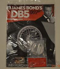James Bond 007-ASTON MARTIN db5 - 1:8 SCALA Build-GOLDFINGER-auto parte 21