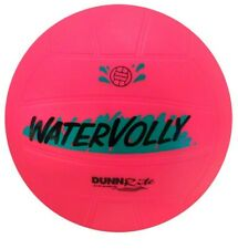 "Dunn Rite Water Volly Volleyball 7-1/2"" Pink"