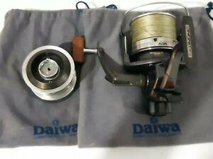 Daiwa Infinity X 5500br fishing bait runner reel  CARP + spair spool