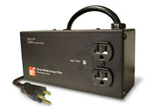 BrickWall PW2R15/PW2RAUD 15A 120V  2 outlet Surge protector - No MOVs 10 year