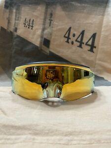 Oakley New Kato Black 24k Prizm Sunglasses 009455-0249 Gold Authentic Fast Ship!