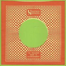 UNITED ARTISTS REPRODUCTION RECORD COMPANY SLEEVES - (pack of 10)