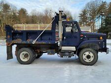 1999 International Dump Truck