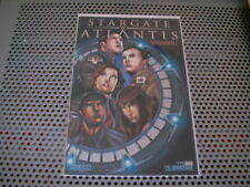 Stargate Atlantis : Wraithfall : Preview (Platinum Foil Edition)