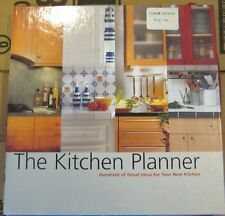 Judith More: THE KITCHEN PLANNER Illustrated Chronicle Books c. 1999   Remodel