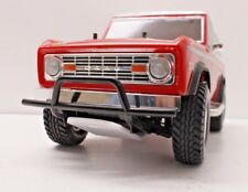 "Tamiya Ford Bronco CC-01 Custom Front Skid Plate ""White Cyclops"" MPHRC"