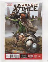 Cable and X-Force (2012) #14 VF/NM 9.0 Marvel Comics Uncanny Avengers app. X-Men