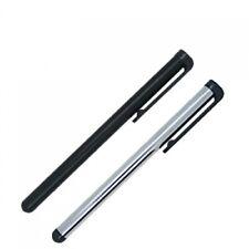2X Stylus Pen Silver Black for Phones