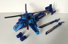Hasbro Transformers Age of Extinction Autobot Drift Assault Helicopter Complete