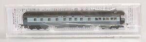 Micro-Trains 14400130 N NYC Pullman 3-2 Heavyweight Observation Car LN/Box