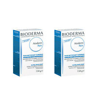2 PACKS Bioderma Atoderm Ultra-Rich Soap (2 x 150g)