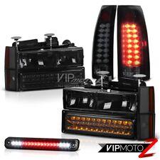 [ALL SMOKE] 88-93 Chevrolet C1500 C2500 K1500 K2500 LED Headlight Tail Light 3RD