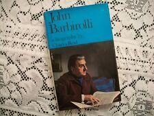 John Barbirolli (Charles Reid, 1971 HCDJ)