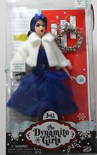 Fashion Royalty - Dynamite Girl - JOLLY JETT - Christmas- RARE -  NRFB