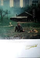 "FREE SHIPPING!! NOSTALGIA(2003R)Andrei Tarkovsky 20""x28""Japanese Movie POSTER"
