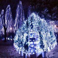 100 LED 10M String Light Xmas Christmas Party Fairy Wedding Decor Light Lamp