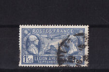 timbre France  Légion  Américaine  1f50 outremer     num: 245   oblitéré