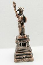 "Vintage Model Statue of Liberty New York Souvenir Collectible 6""=15.5cm TDAU"