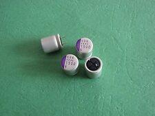 2x SANYO 1500uF 6.3V  SEPC OSCON Aluminum solid Capacitor 10x12.5mm