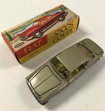 Mercury Toys Fiat 2300 S Coupe 23 With Box Italy Vintage