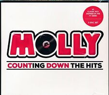 MOLLY Meldrum Counting Down The Hits CD NEW ABBA Cyndi Lauper Angels Blondie