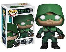 Funko Pop! #207 Green Arrow with Hood From Arrow MIB