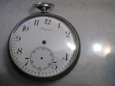 Vintage Longines Dial and Case  For Pocket Watch