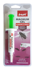 Magnum Gel 10g for Prussians, Cockroaches Effective Fel old Blattanex from Bayer