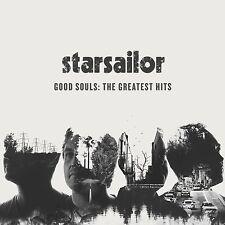 STARSAILOR - GOOD SOULS.. THE GREATEST HITS: CD ALBUM (September 18th 2015)