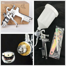 One HVLP Air Spray Gun Tool Car Off-Road Gravity Feed Paint Sprayer 1.4mm Nozzle