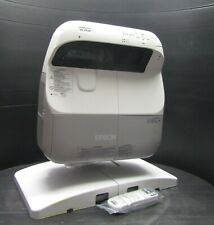 More details for epson eb-475wi short throw 2600 lumens wxga projector excellent image new lamp