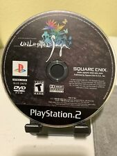 Unlimited SaGa !Game Only! (Sony PlayStation 2, 2003)