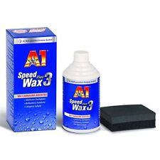(3,81€/100 ml) DR.WACK A1 SPEED WAX PLUS 3 AUTO WACHS LACKSCHUTZ 250ML 2731