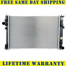 Radiator 2007-2012 For Ford Fusion Lincoln MKZ Mercury Milan 2.5L 3.0L 3.5L V6