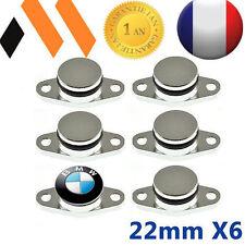 6x BOUCHONS CLAPET D'ADMISSION  22 MM BMW SWIRL FLAP E46 E90 E91 E92 E60  X3 X5