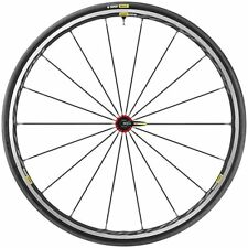 Mavic Ksyrium Elite UST Wheel Front 700C QR 100mm RED Accents MSRP 329 NEW