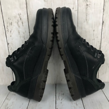 Ecco Goretex Waterproof Leather Shoes Men's Size 9