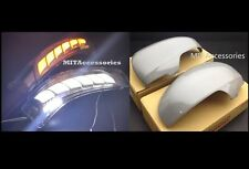 TOYOTA PRIUS 10-15 LED mirror cover sequential turn signal light-unpainted