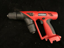 Mansfield 18V Dual Drill-head, Driver BARE TOOL ONLY