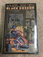The League of Extraordinary Gentlemen The Black Dossier America's Best Hardcover